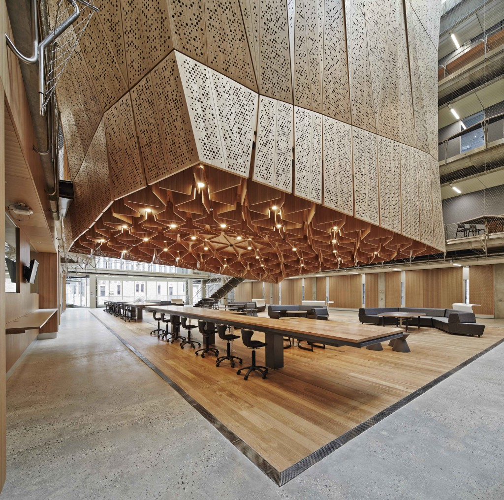 Electrolight Melbourne School Of Design